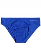 QUIKSILVER KLORO COSTUME IN LYCRA SLIP BLUE