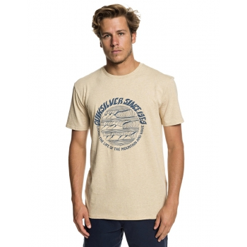 QUIKSILVER T-SHIRT GOOD ARVO