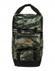 QUIKSILVER ZAINO SEA STASH PLUS ROOL TOP WET/DRY 35L CAMO