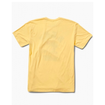 REEF RELAX T-SHIRT YELLOW