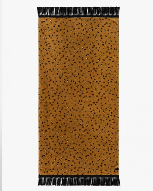 RVCA BEACH TOWEL TELO MARE CHITAH
