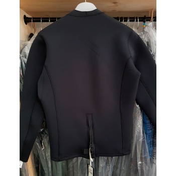 RVCA CORPETTO WETSUIT TOP 2MM BACK ZIP