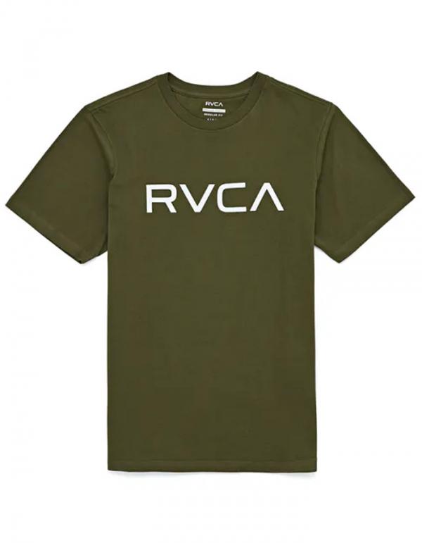 RVCA T-SHIRT LOGO BIG SEQUOIA