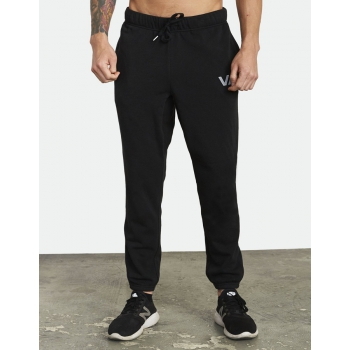 RVCA VA SWIFT SWEAT PANT BLACK