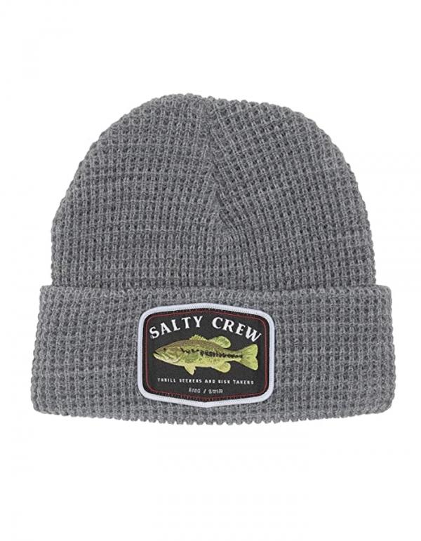 SALTY CREW BIGMOUTH BEANIE GREY
