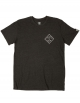 SALTY CREW TIPPET TRI BLEND T-SHIRT BLACK HEATHER
