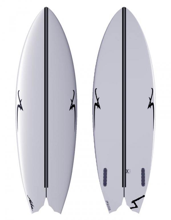 SEQUOIA X ALOHA CFD FISH