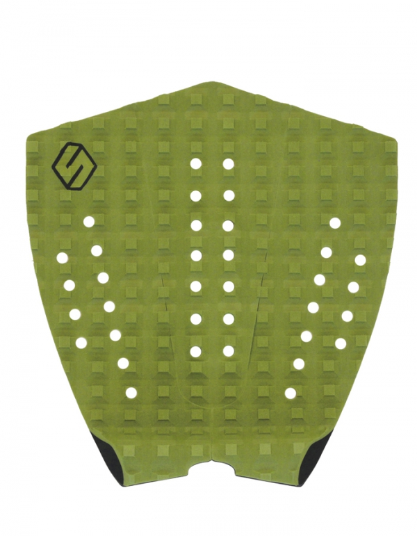 SHAPERS GRIP PERFORMANCE I 3 PEZZI DARK GREEN