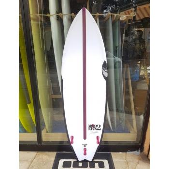 SHARPEYE SURFBOARDS MODERN 2 5'10'' SHORTBOARD (USATO)