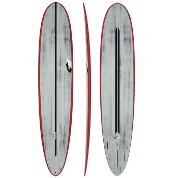 """TORQ ACT 9'1"""" THE DON HP PERFORMER LONGBOARD 4+1"""