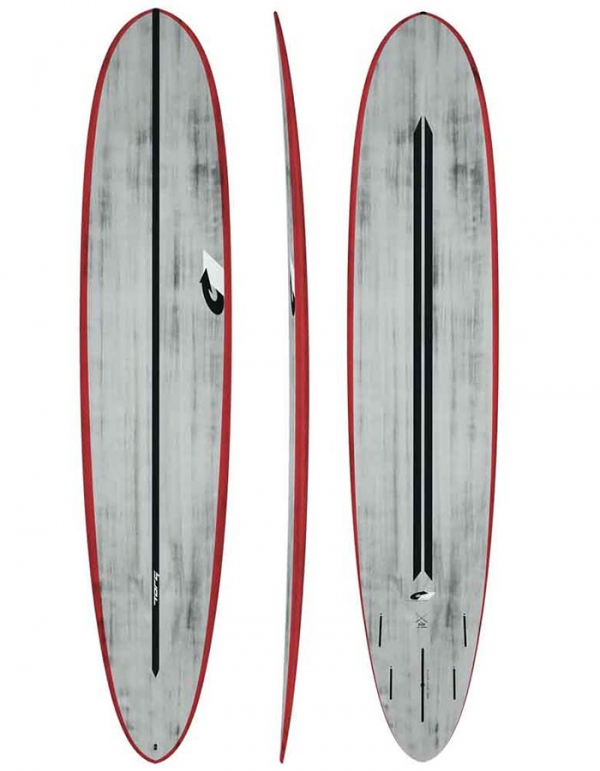 "TORQ ACT 9'1"" THE DON HP PERFORMER LONGBOARD 4+1"