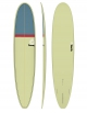 "TORQ TET 9'0"" CLASSIC 2.0 LONGBOARD RED/SAND/NAVY"
