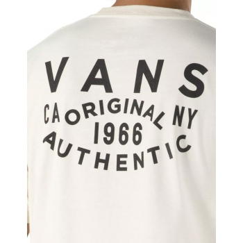 VANS OG PATCH T-SHIRT SEEDPEARL