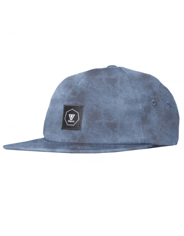 VISSLA LAY DAY HAT STRONG BLUE